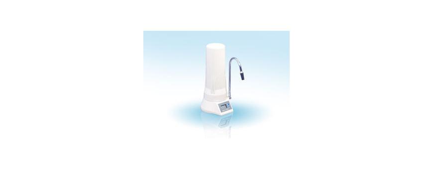 Gamme filtre eau du robinet avec compteur volumétrique